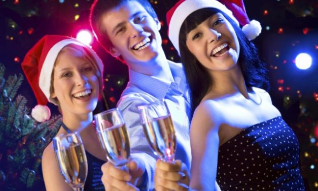 Community Chest: Christmas parties