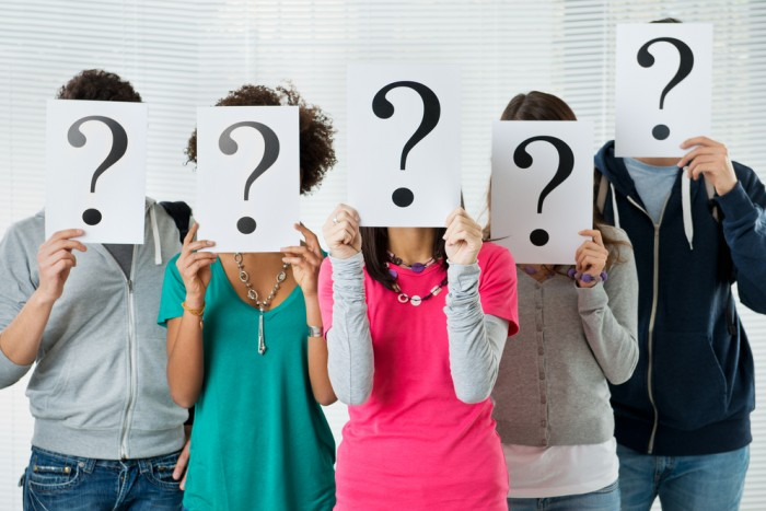 Top five questions your employees are too scared to ask