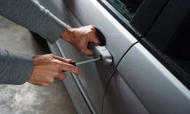 Car theft increases in the UK