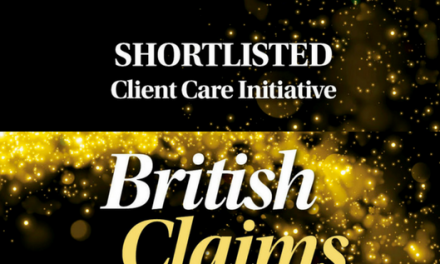 MSL shortlisted for two prestigious British Claims Awards