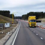 Roadworks & variable speed limits