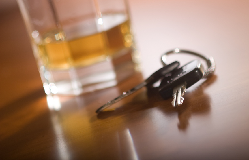 Drink driving on the rise